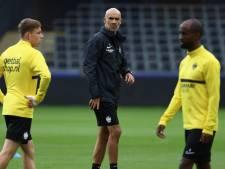 Spoeling wordt dun in de defensie van Vitesse