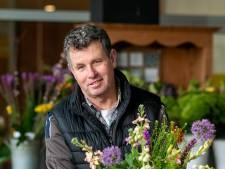 Zes kilo afgevallen door buiten afrekenen: 'Huissense' bloemist Peter Geene stopt na 35 jaar