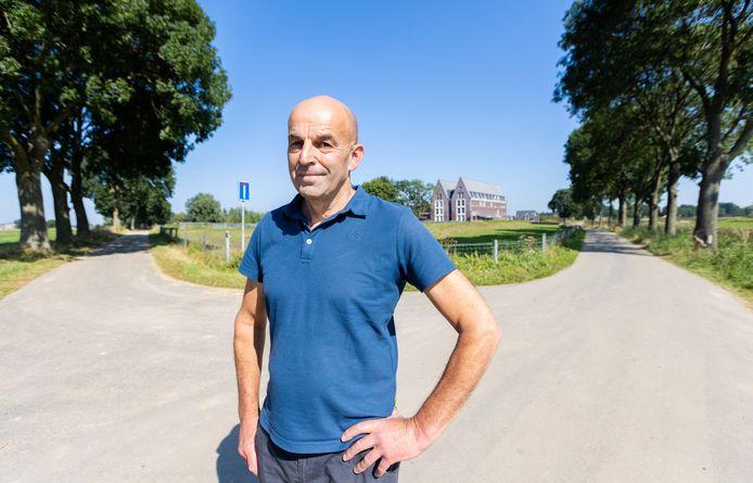 Johan de Bruijn groeide op in de Kartuizerpolder bij Raamsdonksveer.