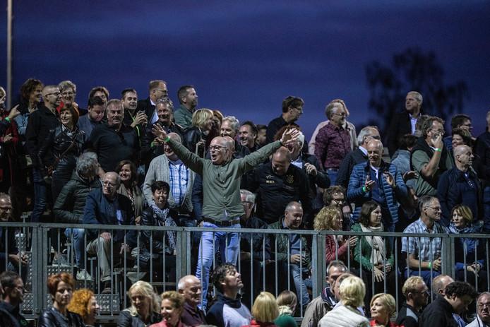 De Longa'30-fans waren euforisch.