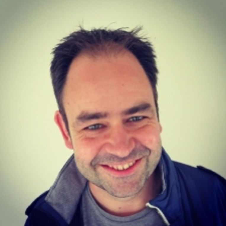 Ontwikkelaar Bart Bonte