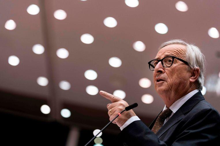'Zonder uitbreiding had de EU in een nog veel hachelijker situatie gezeten.' Beeld AFP