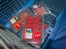 Een groen V-tje... Waarom geen foto's van dieren op verpakking van vlees?