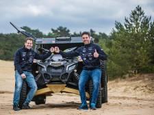 Nog een Dakar Rally op de motor kan Paul Spierings zijn vrouw en kinderen niet aandoen