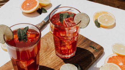 Nu al borrelinspiratie voor vrijdag: lekkere cocktails met pompelmoes in de hoofdrol