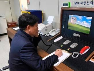 Noord- en Zuid-Korea herstellen communicatieverbindingen
