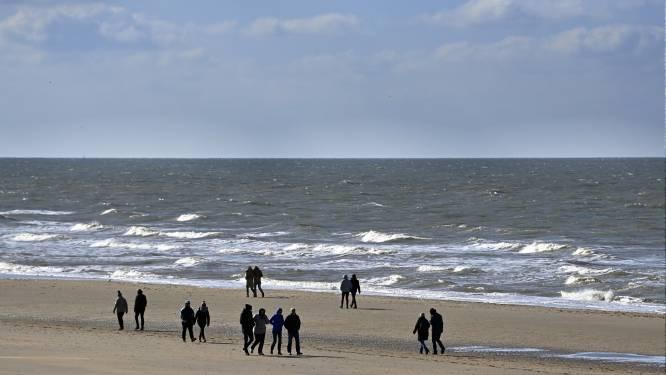Grotendeels droge namiddag, aan de kust zelfs vrij zonnig