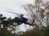 Hierom vliegt er een gevechtshelikopter heel laag over
