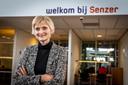"""Marion van Limpt, algemeen directeur van werkbedrijf Senzer: ,,Wij krijgen een groter deel van de koek."""""""
