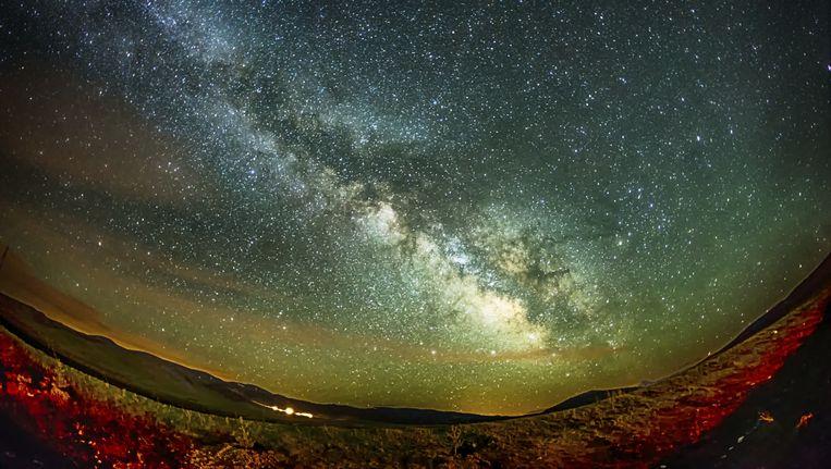 De Melkweg. Beeld thinkstock