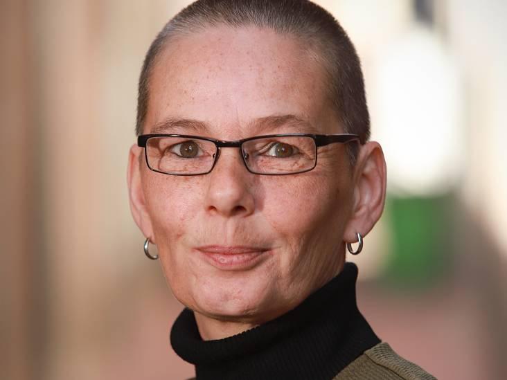 Ivonne Herfst is baas over haar eigen leven: een zegen
