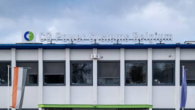 """73% werknemers CG Power Systems weer aan het werk: """"Faillissement kan ook kans zijn"""""""