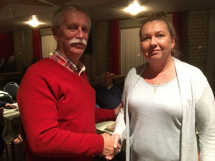 Carelien Liebrecht en Jos Dijkers