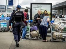 Opnieuw vertraging door extra controles bij Schiphol