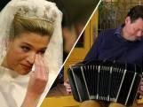 Bandoneonist Carel speelde op bruiloft Maxima: 'Zenuwen had ik niet'
