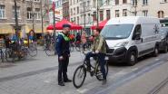 Handtasdief gepakt tijdens fietscontroleactie