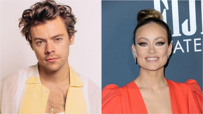 Zanger Harry Styles (26) en actrice Olivia Wilde (36) zijn een koppel, ondanks hun leeftijdsverschil.