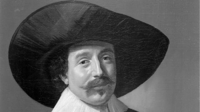 'Portret van een onbekende man met hoed en handschoenen' van Frans Hals is een van de vijf gestolen kunstwerken.