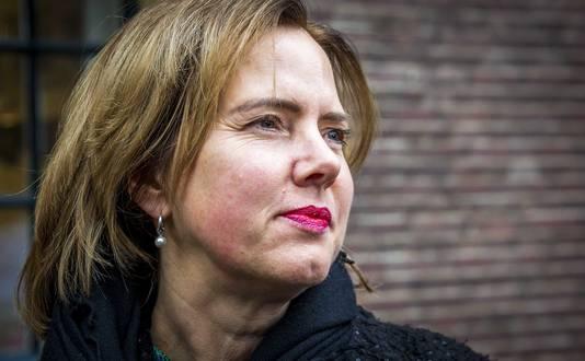 Verkeersminister Cora van Nieuwenhuizen