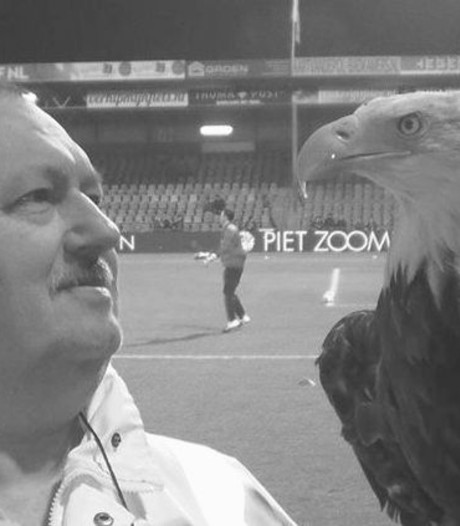 Go Ahead Eagles rouwt om overleden steward Rein Willems