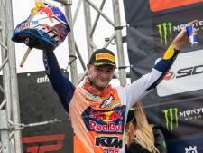 Motorcrosser Jeffrey Herlings wint Grote Prijs van Italië