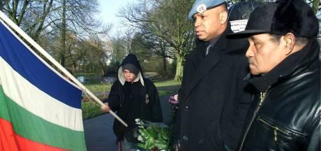 Molukkers beginnen in Zwolle campagne voor hun megaclaim: 'Wij willen eindelijk wachtgelden zien'
