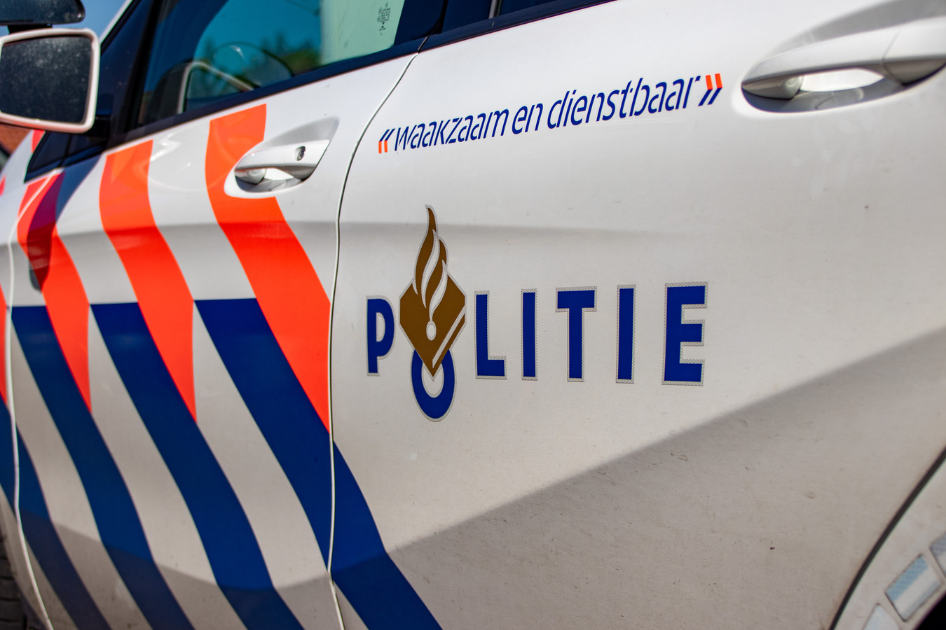 De politie sloeg alarm na meldingen over knallen of schoten.