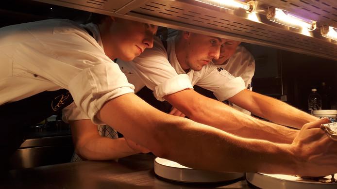 Alles moet perfect zijn in de keuken van Oonivoo.