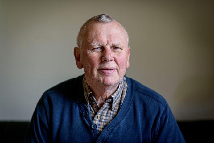 """""""Het was ook moeilijk om nee te zeggen, haha. Maar ik heb er nooit spijt van gehad"""", zegt Jos Jansen, die 50 jaar bestuurslid was van KWF Hengelo."""