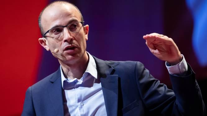 "Lotto Arena hangt aan de lippen van ""intellectuele rockster"" Yuval Noah Harari"