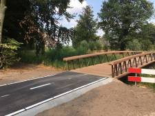 Fietspad tussen Moergestel en Haghorst nadert voltooiing: nu de Broekzijde nog