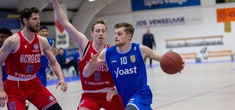 Heroes haalt Keime Helfrich van Yoast United naar Den Bosch