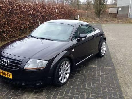 Audi TT gestolen tijdens proefrit in Wezep