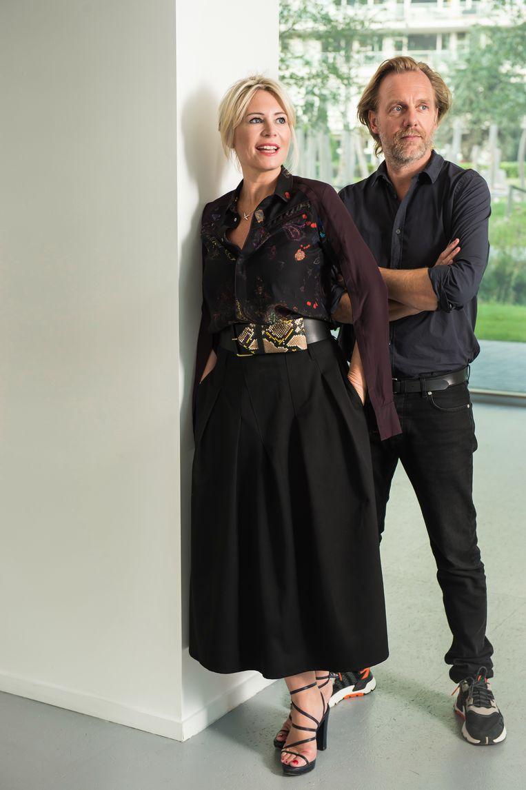 Sofie Van de Velde en Jason Poirier Beeld Sofie Van de Velde