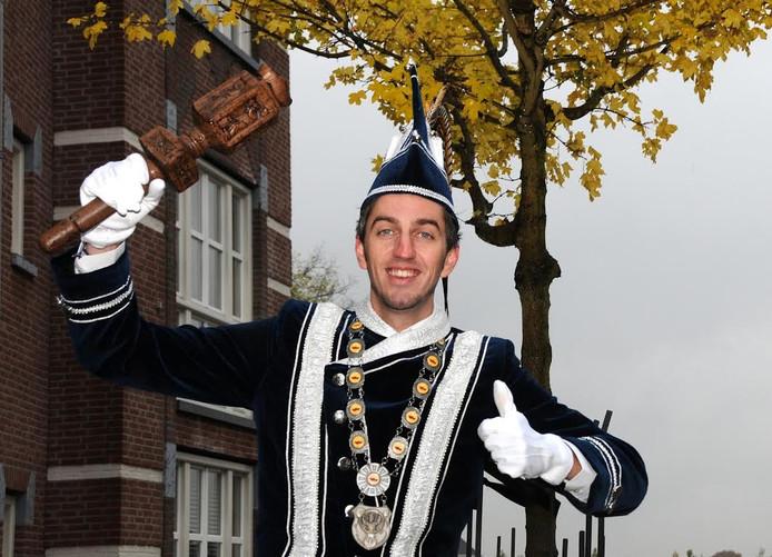 Prins Martijn d`n Urste