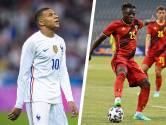 "Jérémy Doku verbaast zelfs Mbappé met z'n snelheid: ""Nog nooit iemand gezien met zoveel kracht in eerste meters"""