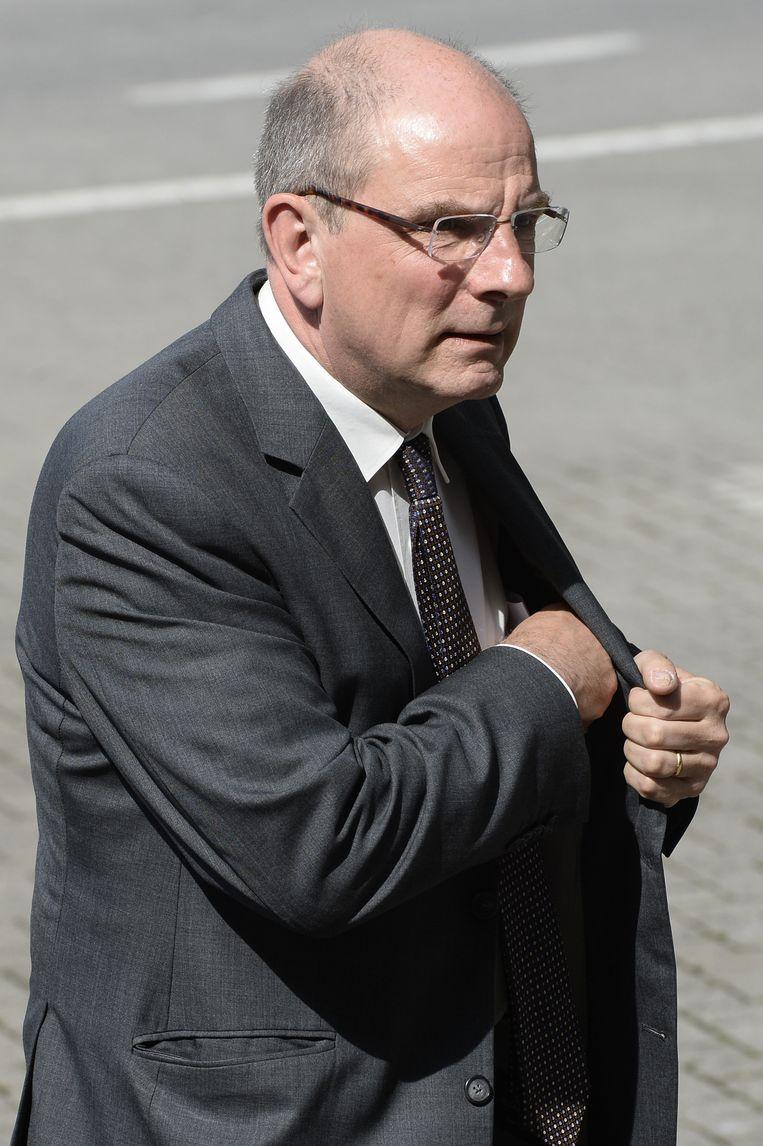 Minister van Financiën Koen Geens. Beeld BELGA