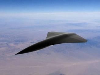 's Werelds eerste supersonische drone scheurt met snelheid van 2.593 km per uur door de lucht
