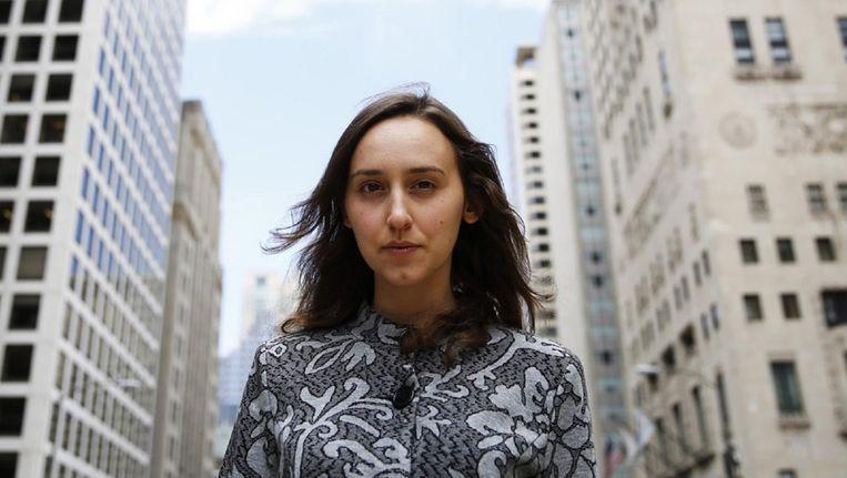 Sabrina Pasterski. Beeld ozy.com