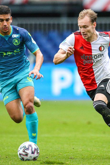 Samenvatting: Feyenoord - Sparta Rotterdam