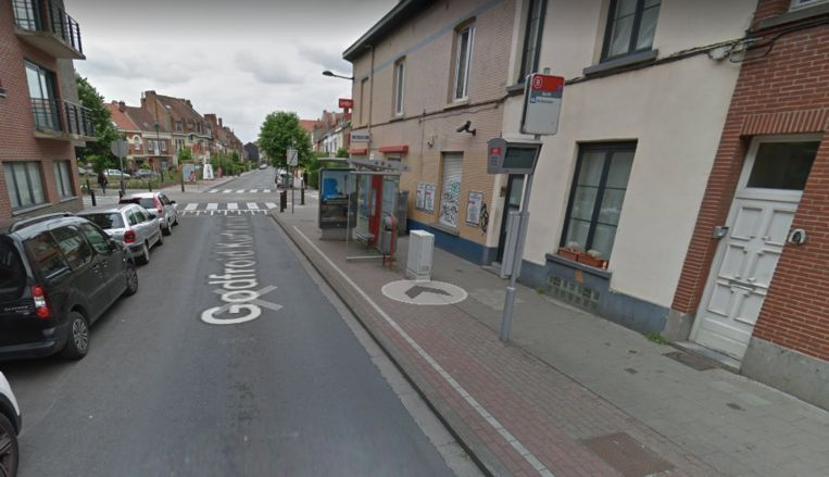 Godefroid Kurthstraat in Evere
