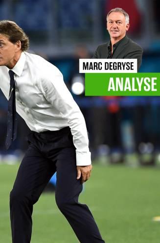 """""""Wat heb ik genoten van Italië. Mancini heeft van de 'Squadra' een compleet elftal gemaakt dat dúrft"""""""