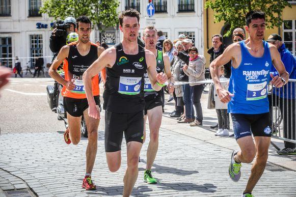 Koen Naert (1) won opnieuw.