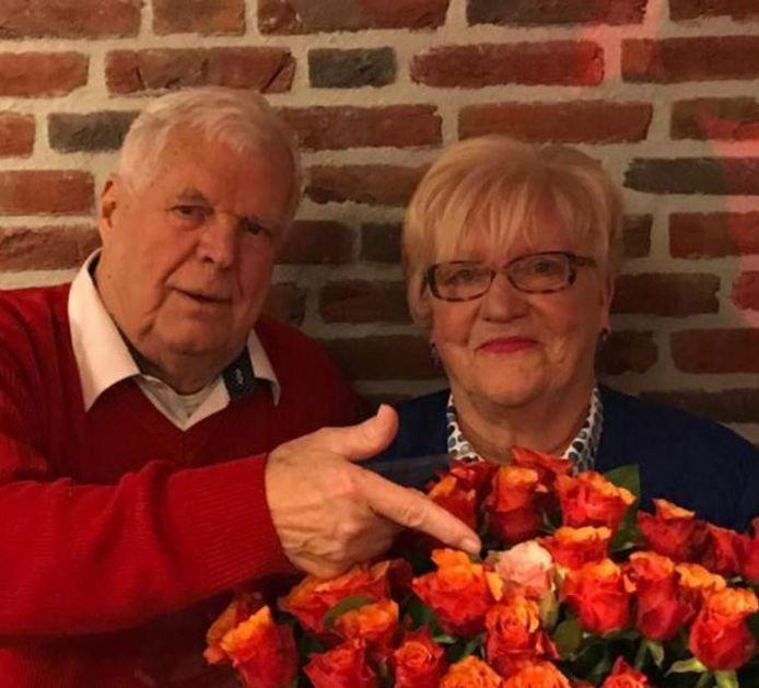 Jan van den Broeke en Maria van den Broeke - Vissers uit Oss.