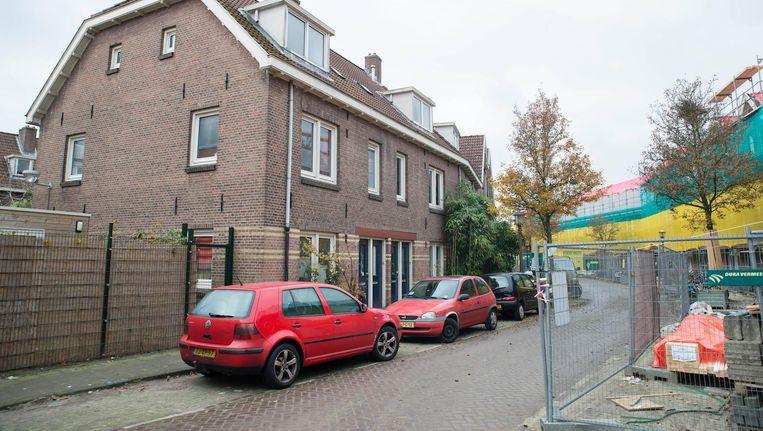 De Oleanderstraat in de Van der Pekbuurt. Beeld Charlotte Odijk