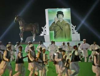 Libië viert 40ste verjaardag machtsovername Kadhafi