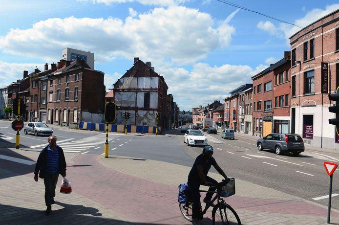 De Kop van Kessel-Lo zal binnen enkele jaren een transformatie ondergaan om het verkeer vlotter te laten verlopen.