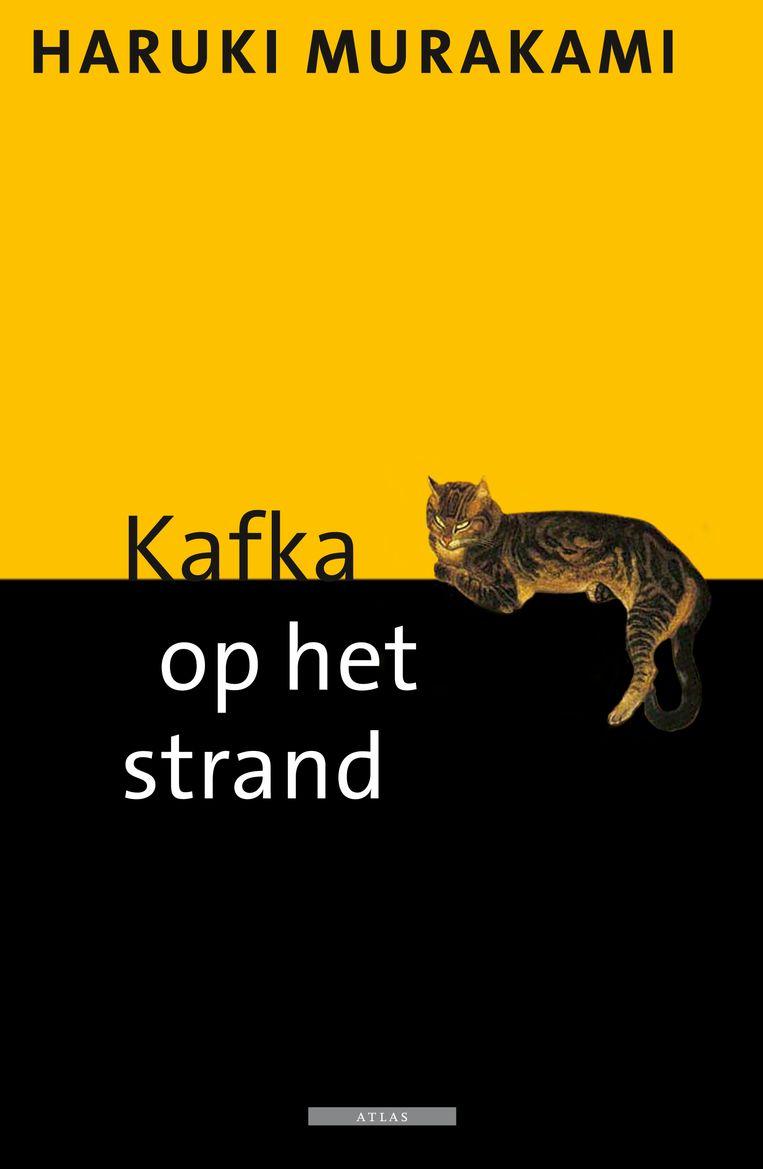 Haruki Murakami: Kafka op het strand. Ontwerp Zeno, 2006. Beeld Atlas Contact