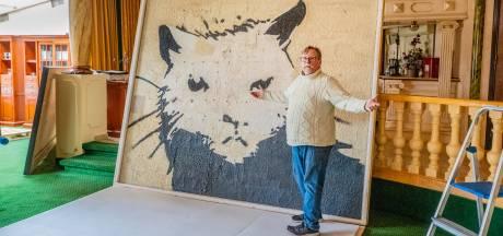'Nachtwacht van de street art' wordt vanavond in Zwolle geveild: 'Zou 4 miljoen euro moeten opleveren'