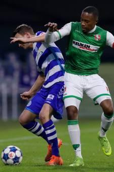 Snakken naar treffers: FC Dordrecht scoorde al 224 minuten niet in competitieverband